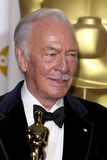 Christopher Plummer stock foto's