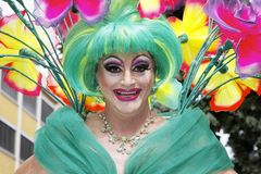 Christopher Street Day Royalty Free Stock Photos
