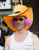 Christopher Street Day in Berlin. Germany. Royalty Free Stock Photography