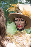 Christopher Street Day in Berlin. Germany. Royalty Free Stock Images