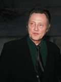 Christopher Walken Stock Photo
