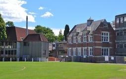 Christs Hochschule, Christchurch, Neuseeland Lizenzfreie Stockfotos