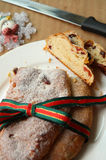 Christstollen Royalty Free Stock Photos