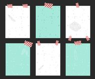 Christtmas greeting card vector banner isolated Royalty Free Stock Images