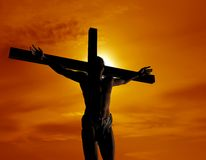 Christus royalty-vrije illustratie