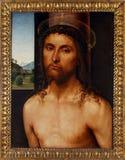 Christus bekroonde met doornen royalty-vrije stock afbeeldingen