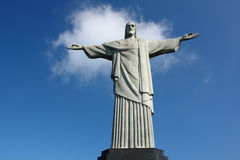 Christus de Verlosser stock fotografie