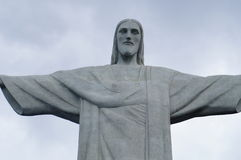 Christus de Verlosser/Cristo Redentor Stock Fotografie