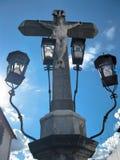 Christus der Laternen Cordoba Lizenzfreies Stockbild