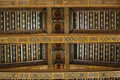 Christus-Fresko innerhalb Monreale-Kathedrale nahe Palermo Stockfoto