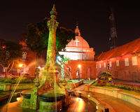 Christus-Kirche, Malakka, Malaysia Stockfoto