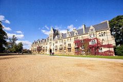 Christus-Kirchen-College großer Hall stockfotografie