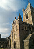 Christus-Kirchen-Kathedrale von Dublin Stockfotografie