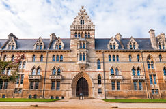 Christus-Kirchen-Universität von Oxford Stockbilder