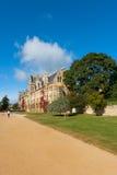 Christus-Kirchencollege. Oxford, England Lizenzfreies Stockfoto