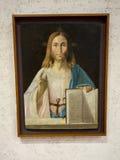 Christus Reedemer in Castelvecchio-Museum Verona, Stock Afbeeldingen
