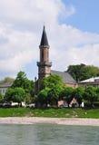Christuskirche i Salzburg Royaltyfria Foton