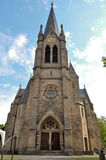 Christuskirche Kirche Fulda Stockfotografie