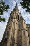 christuskirche kyrkliga fulda Arkivbild