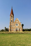 Christuskirche, Lutheran church in Windhoek Royalty Free Stock Photography