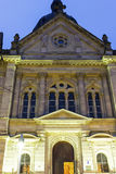 The Christuskirche in Mainz in Germany Royalty Free Stock Image