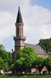 Christuskirche in Salzburg stock foto