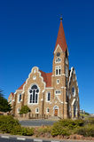 The Christuskirche in Windhoek, Namibia Stock Image