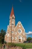 The Christuskirche in Windhoek Stock Photo