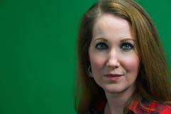 Christy Devoe Studio-portret Royalty-vrije Stock Foto