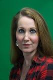 Christy Devoe Studio-portret Stock Afbeelding