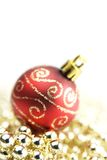 Chritmas ball Stock Image