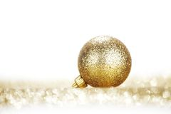 Chritmas ball Royalty Free Stock Images