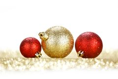 Chritmas balls Royalty Free Stock Image