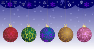 Chritmas bauble Royalty Free Stock Photo