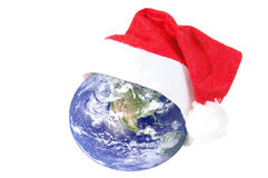 Chritmas on Earth Royalty Free Stock Photo
