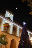 Chritsmas in Seville Stock Photo