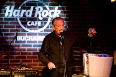 Charlie Musselwhite Royalty Free Stock Photography