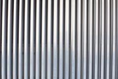 Chrom żebrujący metalu prześcieradło fotografia stock