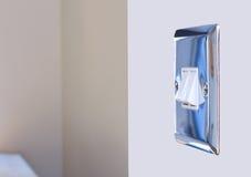 moderner lichtschalter stockfoto bild 29432390. Black Bedroom Furniture Sets. Home Design Ideas