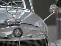 Chrom matrycujący Benz fotografia royalty free