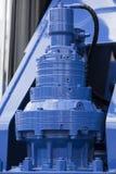 Chrom matrycujący hydrauliczny mechanizm obraz royalty free
