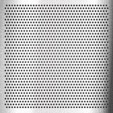 Chrom - verkratztes Blatt metallisch vektor abbildung