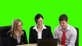 Chroma zeer belangrijke Bedrijfslengte 5 stock footage