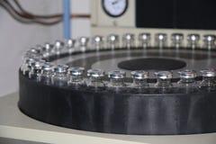 Chromatographie-Proben Lizenzfreies Stockbild