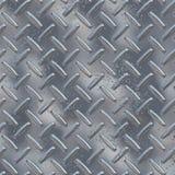 Chromdiamantplatte Stockfoto