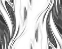 Chrome. Background with some smooth lines in it vector illustration