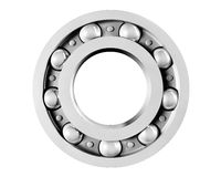 Chrome Ball Bearing Stock Images