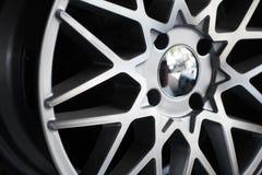 Chrome Car Wheel Stock Images