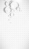 Chrome concept abstract background. Eps10 vector chrome concept abstract background Royalty Free Illustration
