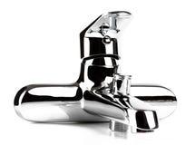 Chrome de robinet Images libres de droits